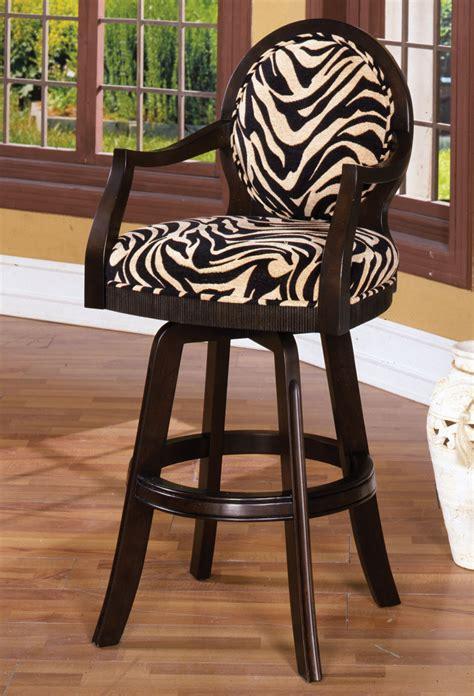 zebra bar chairs zebra accent bar stool contemporary wood counter height