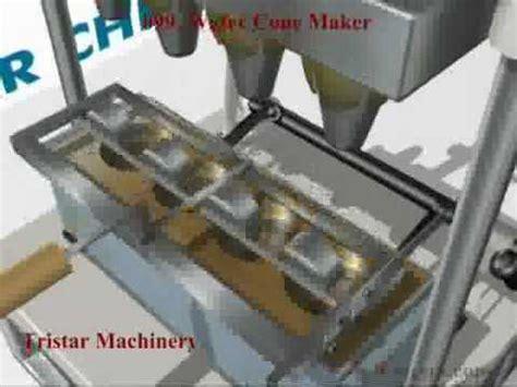 Mesin Es Krim mesin cone maker