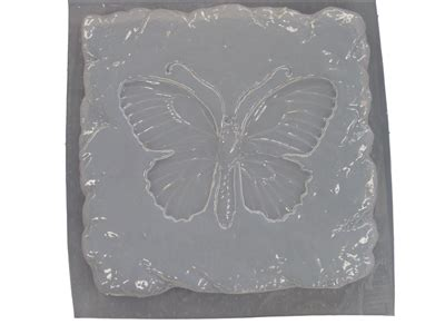 butterfly concrete stepping stone mold  moldcreations