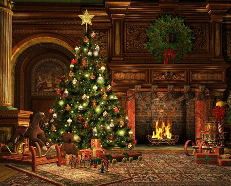 wallpaper christmas day ke christmas eve wallpaper and background 1600x1296 id 745872