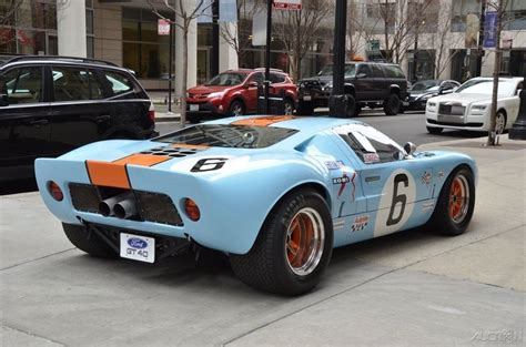 four ford 2011 ford gt40 for sale