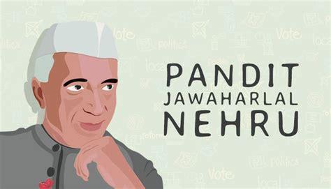 biography nehru english pandit jawaharlal nehru biography for kids mocomi