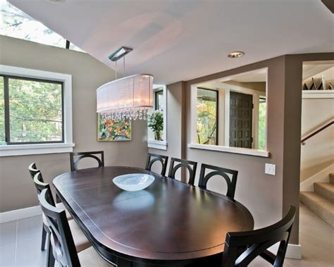 Dining Room Rectangular Light Fixture Dining room Pinterest Room and Lights