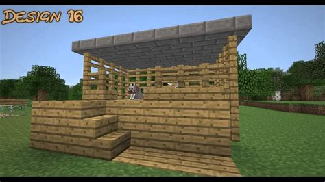 dog house minecraft 20 wolf dog house kennel ideas and designs minecraft popularmmos skydoesminecraft