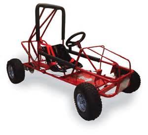 Go Kart Lighting Kit F500t Rolling Chassis 16 Quot Turf Rear W Tyres Go Kart Kit