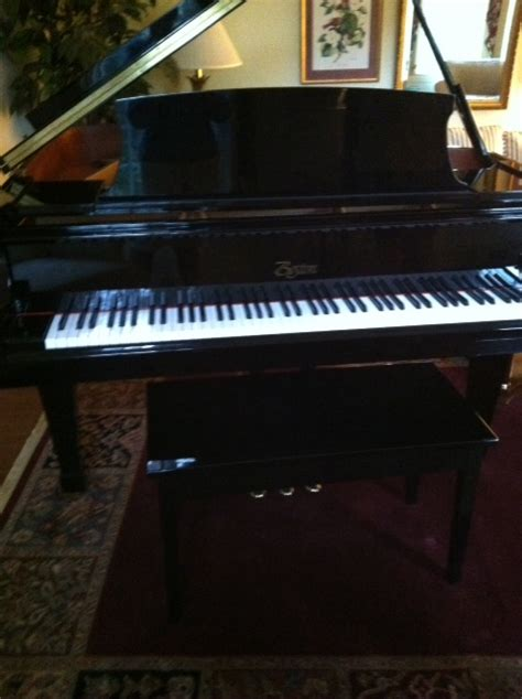 boston house music rice music house used boston gp 156 grand piano sold rice music house