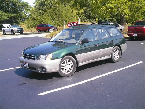 File Subaru Outback 2000 Jpg Wikimedia Commons