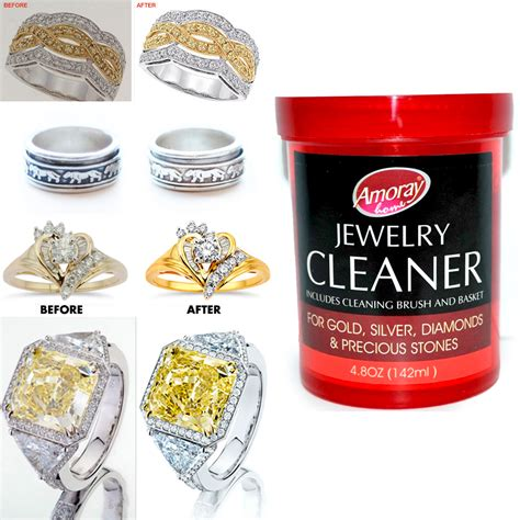 how to make jewelry cleaner jewelry cleaner solution safely clean all jewelry gold