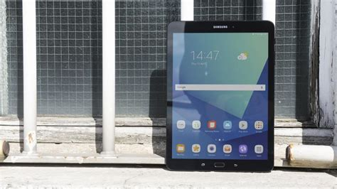 android tablet reviews samsung galaxy tab s3 review the best android tablet since the pixel c expert reviews
