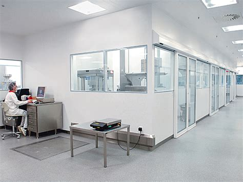 clean room environment bonafide heating ventilation air conditioning