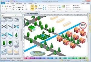 Map Drawing Software Similiar Make A City Simple Map Keywords