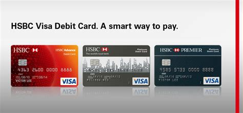 can i make purchases with a visa debit card hsbc