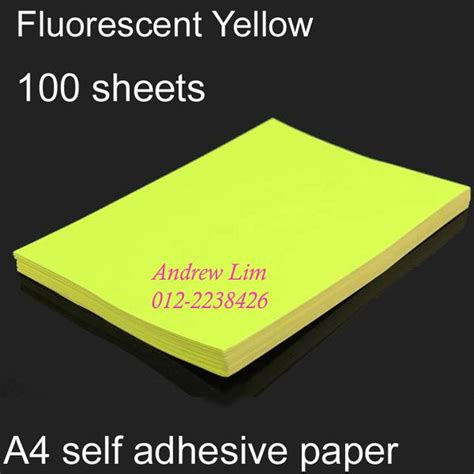 sticker printing paper types fluorescent yellow sticker color pap end 11 2 2018 8 15 pm