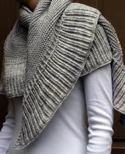 Knit Shawl Knit And Crochet