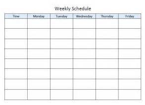monday thru friday schedule template step by step guide to planning your homeschool year tj