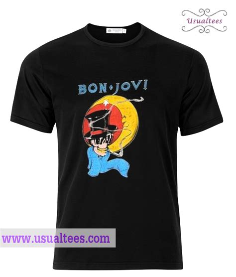 Tshirtt Shirt Bon Jovi bon jovi rocks your t shirt