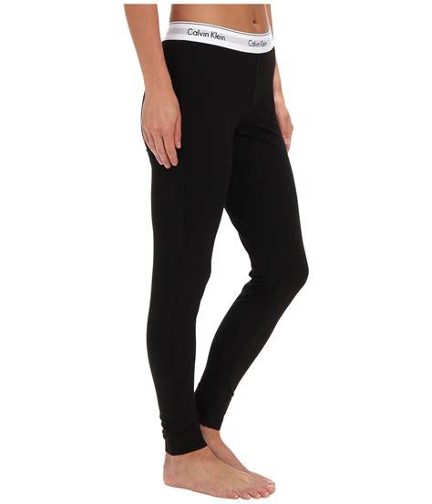 Ck Legging calvin klein modern cotton legging at zappos