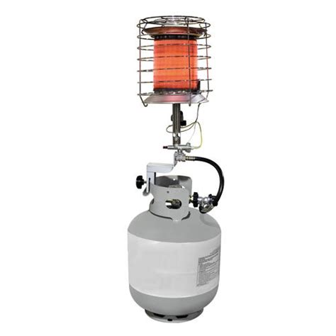 360 Degree 40k Btu Tank Top Propane Gas Heater At Menards 174 Menards Patio Heater