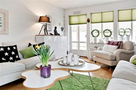 living room accents 35 light and stylish scandinavian living room designs
