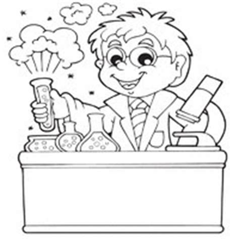 coloring book for scientists scientist 187 coloring pages 187 surfnetkids
