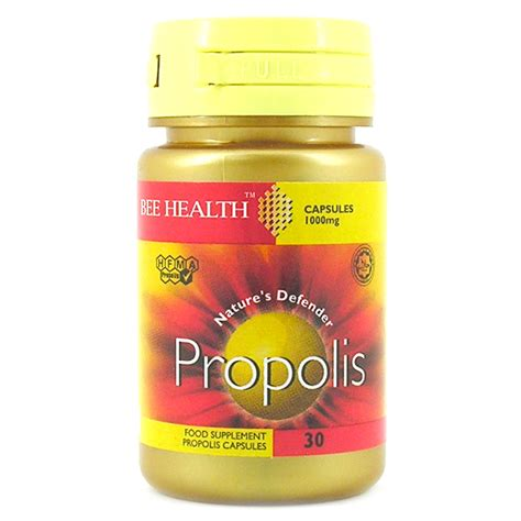 Propolis Ku Bee Health bee health propolis 1000mg choose from 30 or 90 capsules one supplied ebay