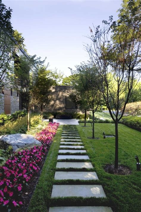 Landscape Source 18 Impeccable Transitional Landscape Designs To Make The