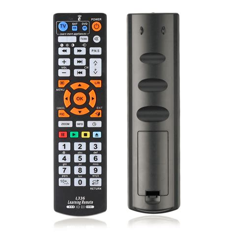 Chunghop Universal Smart Remote For Tv Dvd Cbl Sat L35 aliexpress buy universal smart remote controller with learning function for tv cbl