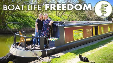 living on a narrow boat in london from london apartment to living on a boat full time