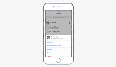 dropbox xamarin forms dropbox for ios picks up a major update brings support