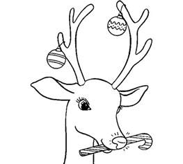 christmas tree coloring pages to color online