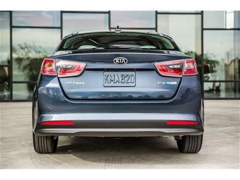 2014 Kia Optima Custom 2015 Kia Optima Hybrid Reviews Pictures And Prices U S