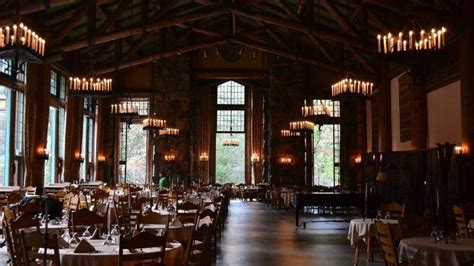Ahwahnee Dining Room Menu by Yosemite Contractor Leaves And Takes The Landmark S