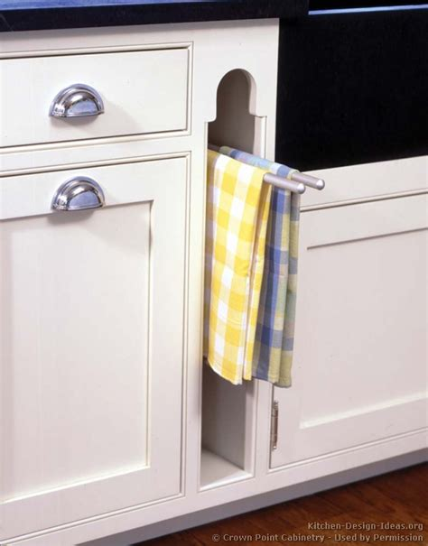 Kitchen Cabinet Towel Rack Kitchen Cabinet Towel Bar Kitchen Ideas