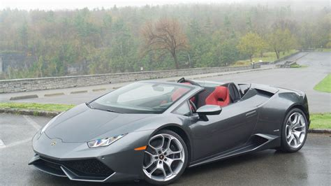 How Much Is A Lamborghini Spyder 2016 Lamborghini Hurac 225 N Spyder Review Roadshow