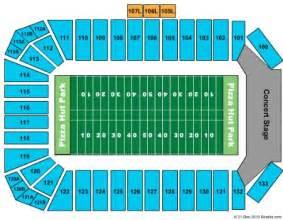 Toyota Stadium Seating Toyota Stadium Tickets In Frisco Toyota Stadium