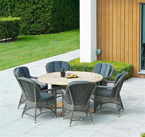 monte carlo garden furniture monte carlo open weave armchair with cushions