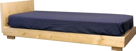 Teddy Duncan Bed by Teddy Duncan Low Platform Bed And Platform Beds On