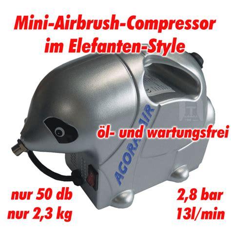 Richtig Lackieren Mit Kompressor by Airbrush Komplett Set Kompressor Pistole Lackieren