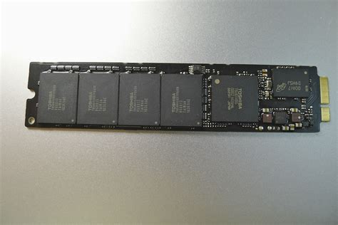 Mba 11 Ssd Upgrade by Mercury Aura Pro Ssd Upgrade For The Macbook Air 2010