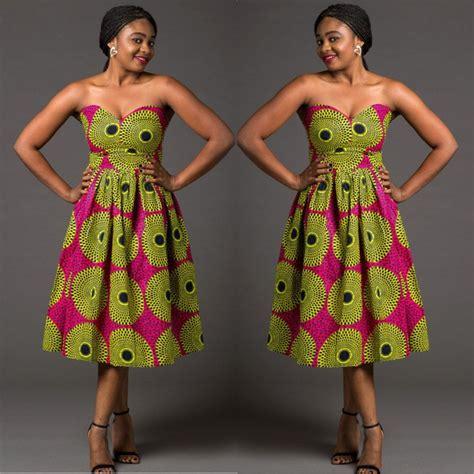 short kitenge dress short kitenge dresses great colors designs fashenista