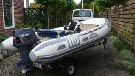 rubberboot met motor 25 pk rubberboten watersport advertenties in noord holland