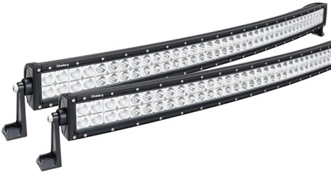 bar lighting led led light bars trailfx