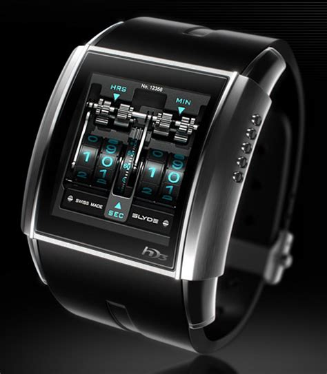 the coolest high tech watches you can buy