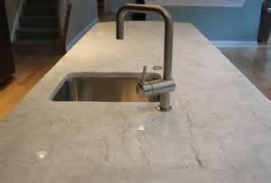 white pearl quartzite kitchen