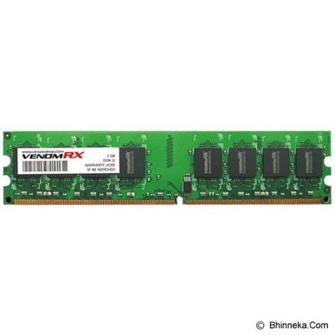 Ram 4gb Ddr3 Bekas jual venom rx memory notebook performance 4gb ddr3 pc