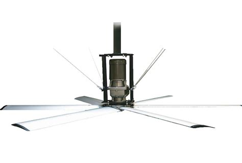 Hvls Ceiling Fans by Hvls Ceiling Fans Great Airflow Efficiency For Your Home