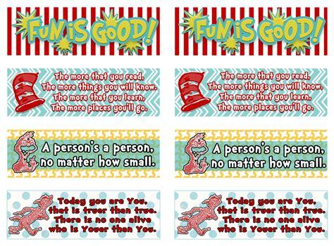 printable bookmarks dr seuss dr seuss a celebration of a wonderful man inkhappi