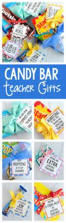 Thank You Letter Chocolate Gift teacher appreciation gifts candy bar gifts