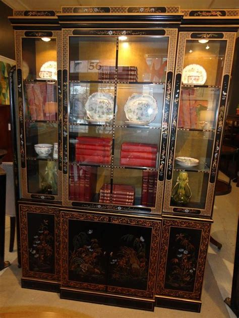 Union National Furniture by Michael Quot Drexel Furniture Co Quot Chinoiserie Cabinet