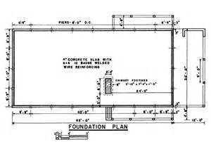 foundation plans for houses free 3 bedroom ranch house plans with carport